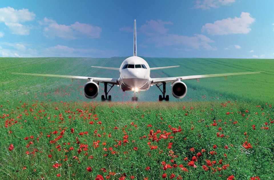 sustainability airports