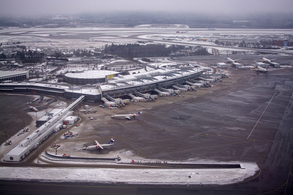 winter operations airports